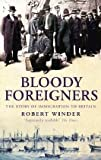 cover of Bloody Foreigners