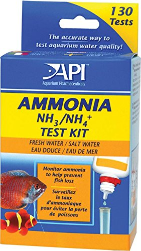 API Ammonia 130 test Kit (Fish Tank Test compare prices)
