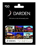 Darden Restaurants $50 Gift Card thumbnail