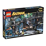 LEGO Batman - The Batcave: The Penguin and Mr. Freeze's Invasion ~ LEGO