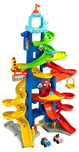 Fisher-Price Little People City Skyway(Discontinued by manufacturer)