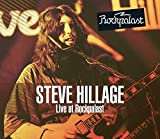 HILLAGE, STEVE - LIVE AT ROCKPALAST : CD + DVD SET