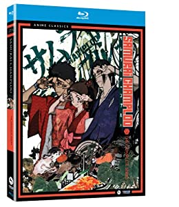 Samurai Champloo The Complete Series Blu-ray by Funimation