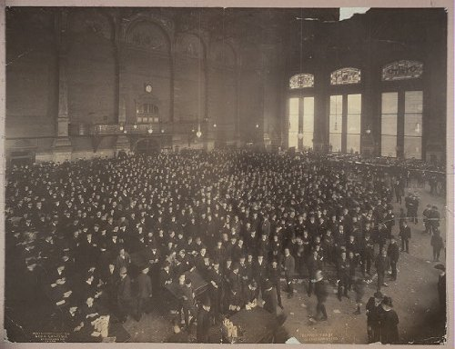 Chicago Board of Trade, 1903