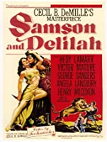 Samson And Delilah (1949) [HD]