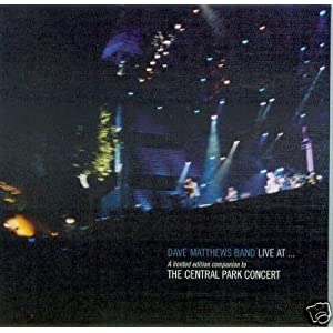 Dave Matthews Band - Live At...: A Limited Edition Companion To The Central Park