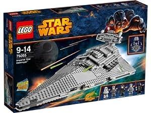Wonderful LEGO Star Wars Imperial Star Destroyer - 75055 - Cleva® Lego Bundle Edition