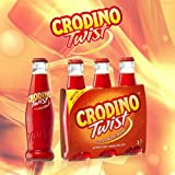 CRODINO TWIST Waldbeeren - 06 Flaschen à 175 ml -Aperitiv