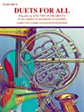 img - for Duets for All: Snare Drum book / textbook / text book