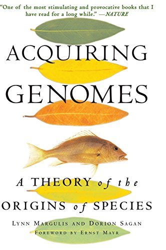 Acquiring Genomes: A Theory of the Origins of Species