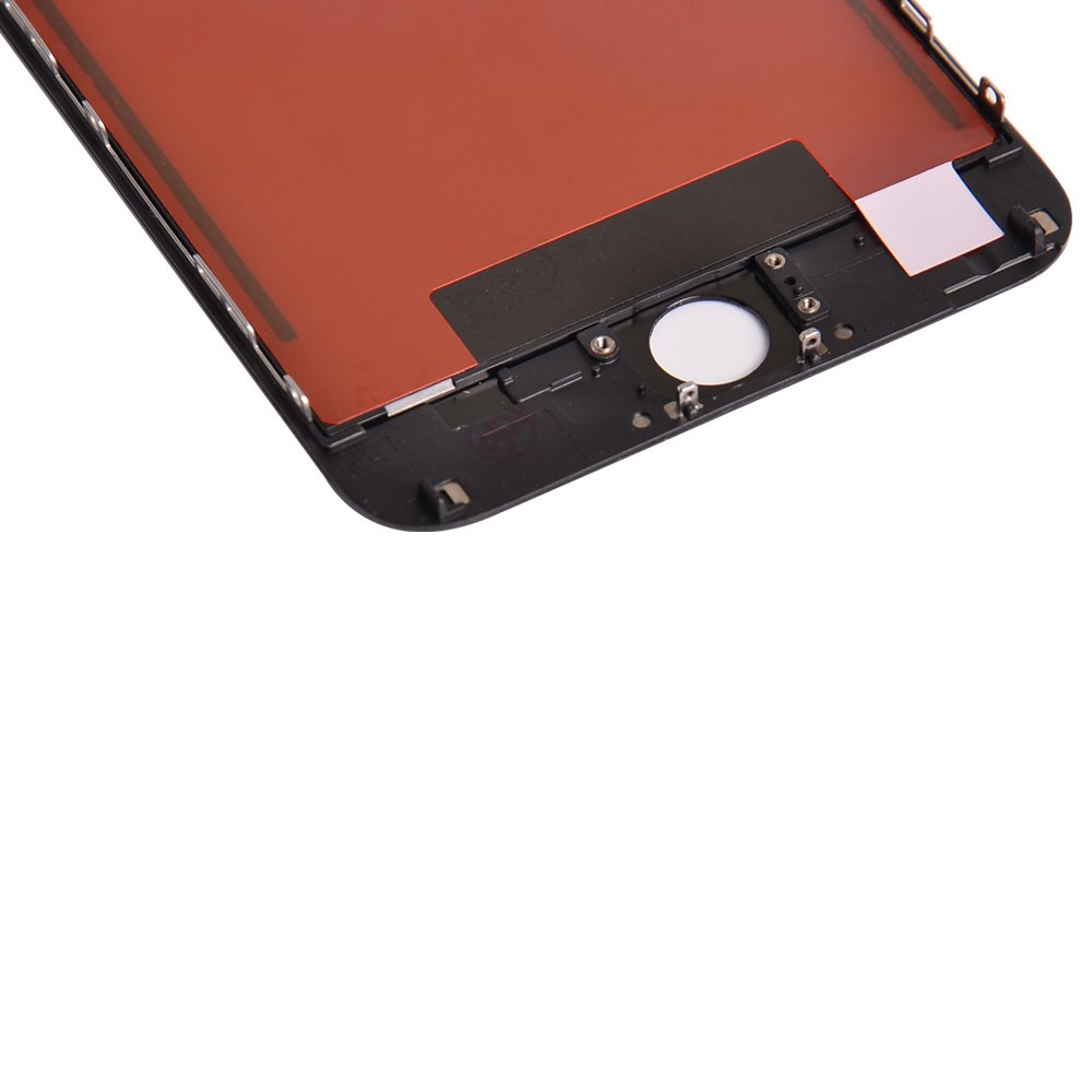 """JingXiGuoJi® Replacement Digitizer and Touch Screen LCD Assembly with Tools for iPhone 6 plus 5.5"""" (Black)"""
