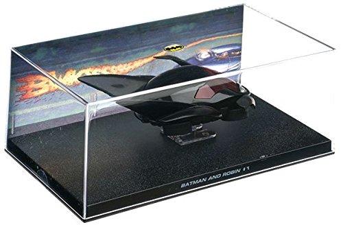 Batman and Robin Batmobile #1 (wheels up) 1:43 scale model