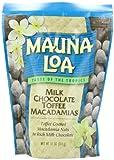 Mauna Loa Macadamias, Milk Chocolate Toffee, 11-Ounce Packages