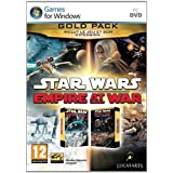 Star Wars : Empire at War - &eacute;dition gold