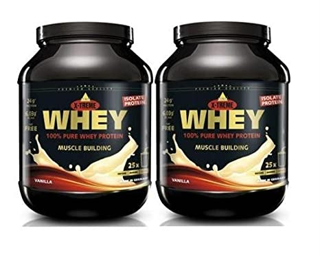 Inko X-Treme Whey Protein 2 x 750g Dose 2er Pack Cocos