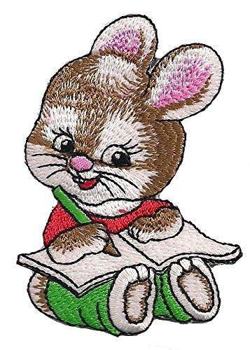 rabbit-bunny-fox-crocodile-teddy-panda-funny-animal-children-clothing-patch-iron-on-patch-iron-on-pa