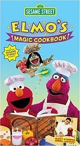 Ss Elmos Magic Cookbook