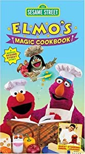 Ss Elmos Magic Cookbook