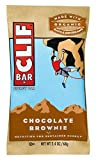 Clif Bar Energy Bar, Chocolate Brownie, 2.4-Ounce Bars, 12 Count (Pack of 2)