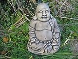 Buddha stone garden ornament