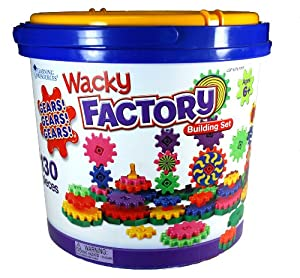 Gears! Gears! Gears! Wacky Factory in a Bucket Special Edition