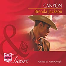 Canyon (       UNABRIDGED) by Brenda Jackson Narrated by Avery Glymph