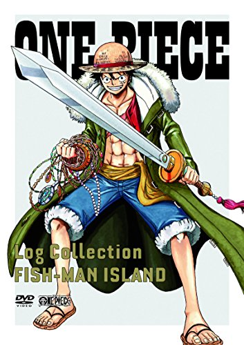 "ONE PIECE Log Collection ""FISH-MAN ISLAND""[DVD]"