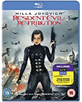 Resident Evil: Retribution (Blu-ray + UV Copy) [2012]