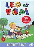 echange, troc Coffret Léo et Popi 3 DVD : Vol.1 à 3