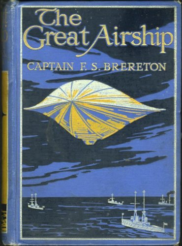 Large book cover: The Great Airship
