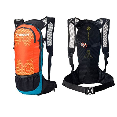 2015 Amplifi Apollo 7 Hydration Backpack Black / Rose