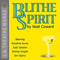 Blithe Spirit audio book