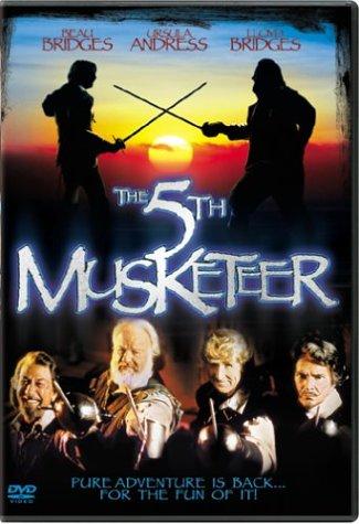 Пятый мушкетер, или тайна железной маски