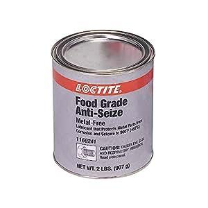 Loctite Paste Anti Seize Lubricant 2 Lb Can