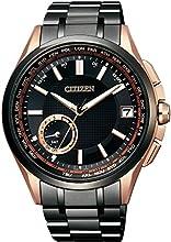 [シチズン]CITIZEN 腕時計 ATTESA アテッサ エコ・ドライブGPS衛星電波時計 F150 ダイレクトフライト 針表示式 CC3014-50E メンズ