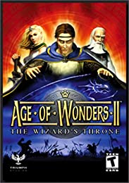 Age Of Wonders Ii - The Wizard's Throne