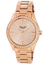 Kenneth Cole Analog Silver Dial Women's Watch - IKC4958