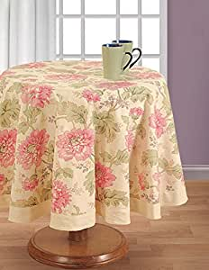buy round tablecloth 60 inches in diameter tablecloths for 4 seat tables duck cotton. Black Bedroom Furniture Sets. Home Design Ideas
