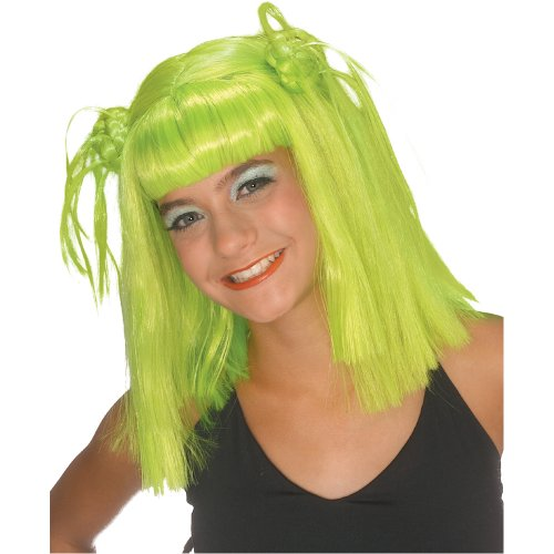 Rubie's Costume Lime Twist Wig