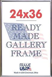 Frame USA Deluxe Poster Frame, 24 x 36\