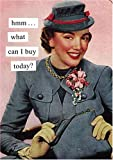 Hmm...What-Can-I-Buy-Today--Journal-Anne-Taintor