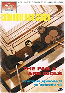 Cromartie High School Vol. 2: The Fab 4 Are Idols