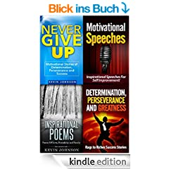 4-Book Bundle for Motivation and Inspiration (English Edition)