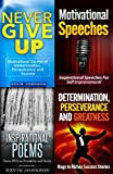 4-Book Bundle for Motivation and Inspiration