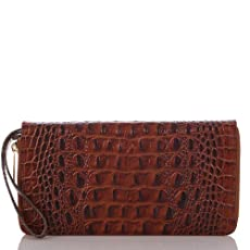 All Day Clutch<br>Pecan Melbourne