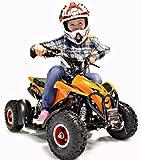Kids Rocket Rampage Extreme 1000w Electric Battery Quad Bike 36v 1000 watt Ride On Quad Bike (Orange)