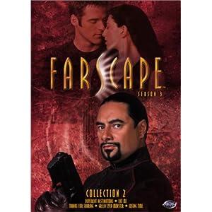 Farscape Season 3, Collection 4 movie