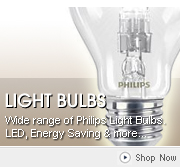 Philips Lighting - View our range of all types of Light Bulbs
