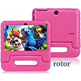 "rotor® 7"" HD 8GB Quad Core Android Kids Tablet - 