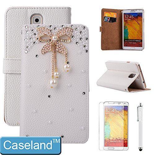 Caseland Fashion High Quality White Handmade